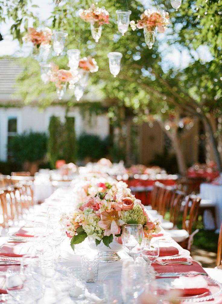 The 25 Best Coral Wedding Centerpieces Ideas On Pinterest