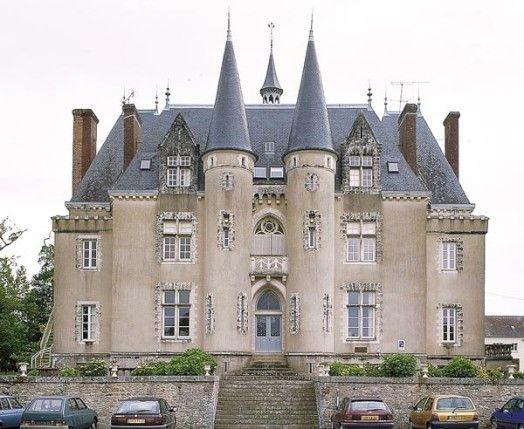 Château de La Noë-Saint-Yves - Bain-de-Bretagne, Bretagne