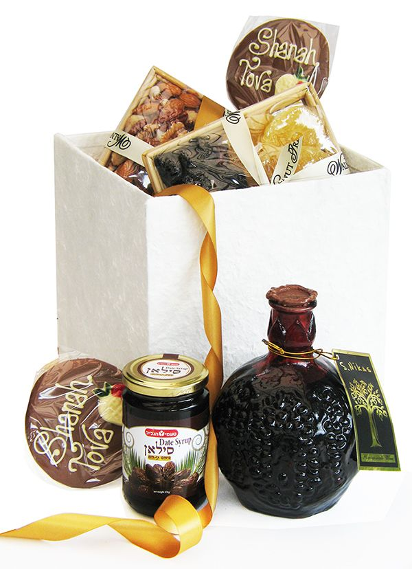 Win a gorgeous Rosh Hashanah gift basket from Manna Gifts (UK only)