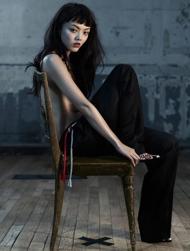 Rila Fukushima (福島 リラ Fukushima Rira) is a Japanese fashion model and actress.