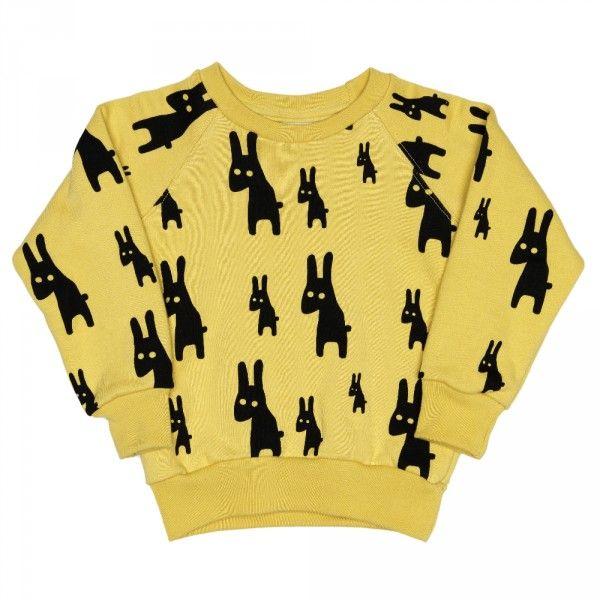 BEAU LOVES Vintage Yellow Hoodie www.zirimola.com