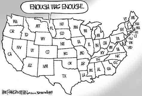Hurricane season... enough is enough!