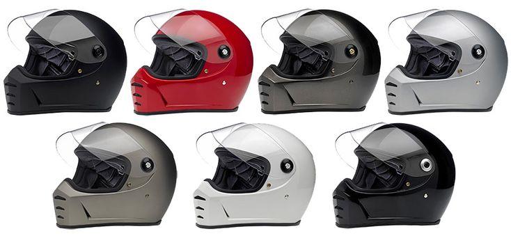 Biltwell Lane Splitter Helmets