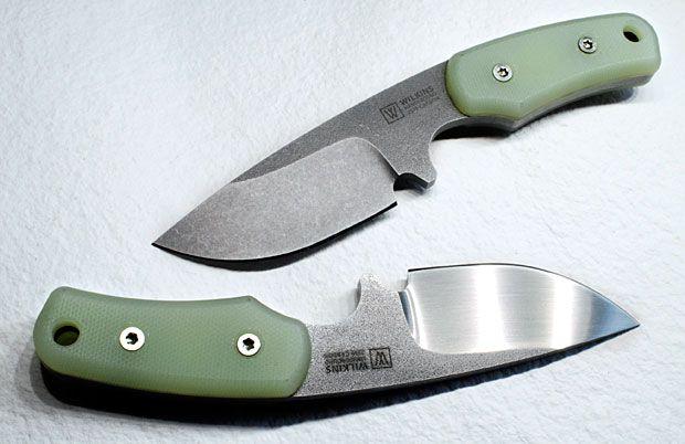 Wilkins Knives Berlin: Fixed Blades