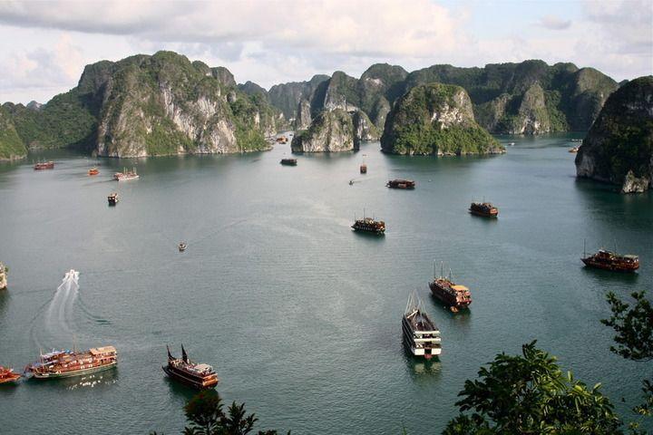 Vietnam and Cambodia 2 week itinerary