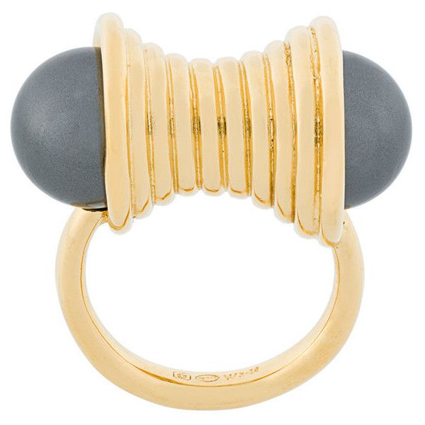 Wouters & Hendrix Curiosities pearl ring - Metallic
