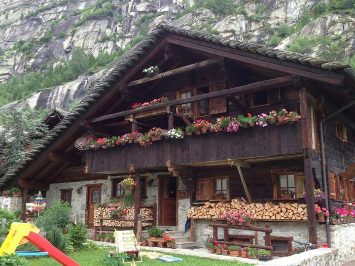 Macugnaga, Ossola Valley near Swiss border