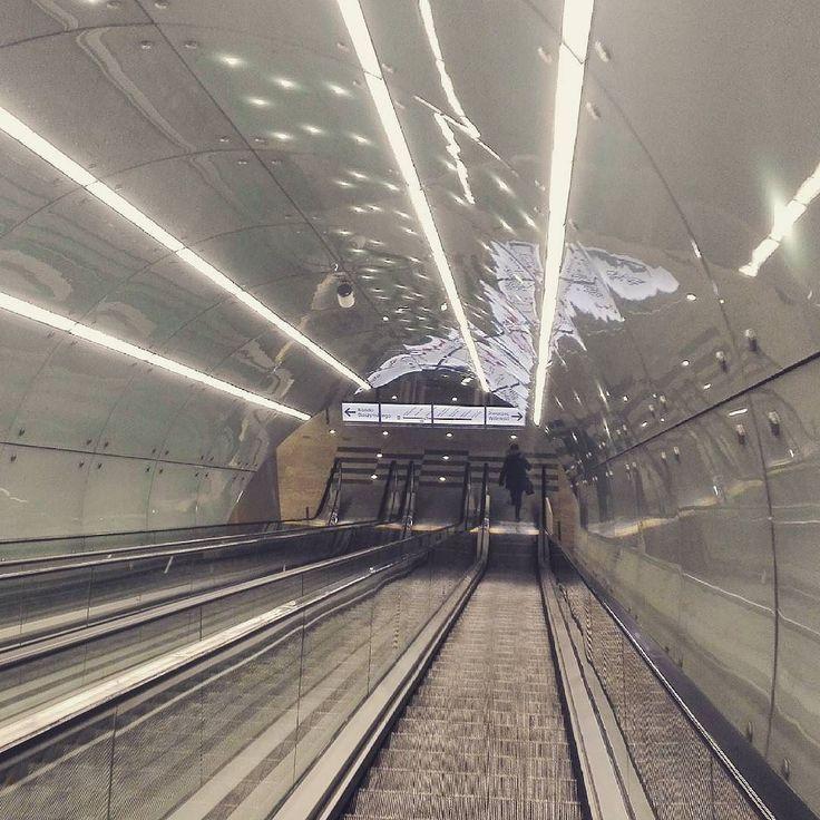 Metro Świętokrzyska #metro#warsaw #warszawa #polska #polonya #poland