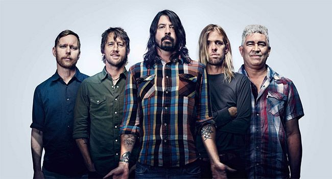 Foo Fighters announce 2018 North American tour dates