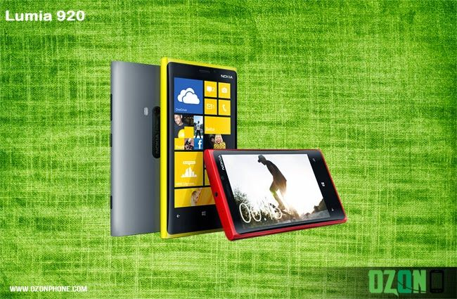 Specification Nokia Lumia 920 | Ozon Phone View at http://ozonphone.blogspot.com/2014/12/specification-nokia-lumia-920.html