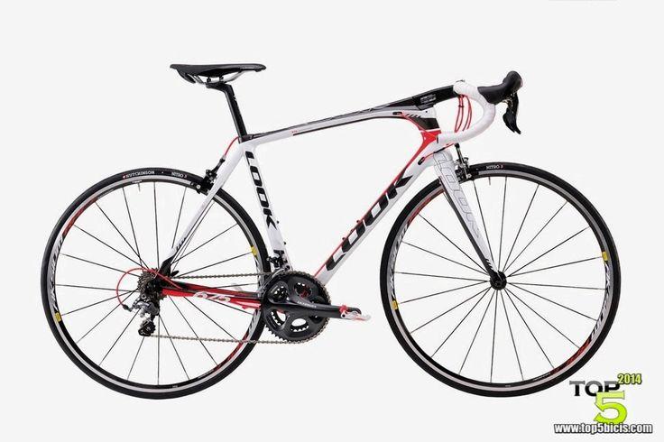 Todos los modelos de bicicletas de carretera en un solo sitio. Top 5 bicicletas de carretera.