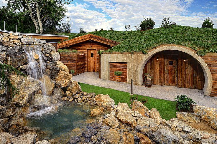 Sauna world in Brno