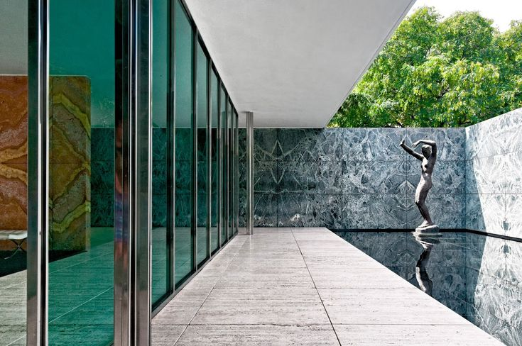 Ludwig Mies van der Rohe 18861969 Modernist Architect Leader of Second Chicago School International Style of Architecture Seagram Building New York