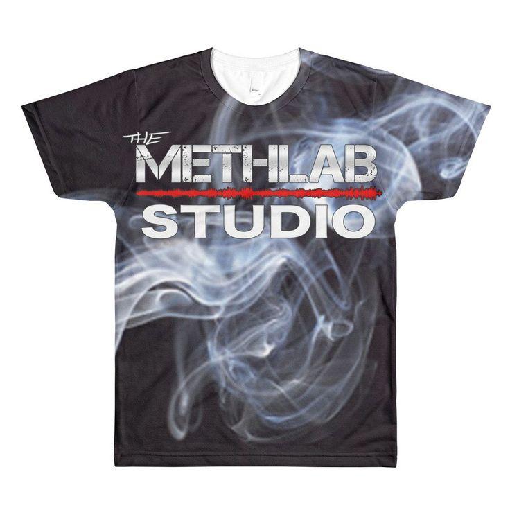 d6a20f38f2 Men's Clothing T-Shirts I Love Meth T-shirt NY Funny Drugs Tee LSD High  Crystals Novelty Party Top