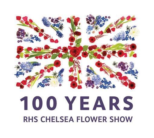 Centenary of Chelsea Flower Show (UK)