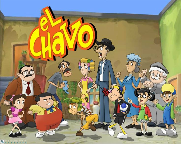El Chavo - Chaves, isso, isso, isso!