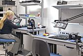 Lista has your workspace needs for light mechanical assembly and electronics manufacturing environments covered!