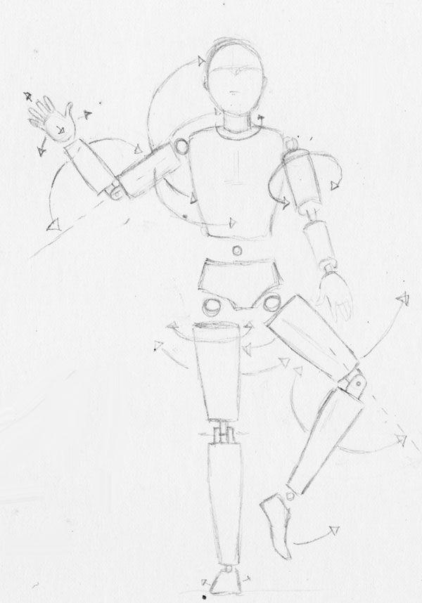 Der menschliche Körper - so etwas wie ein Anatomie-Tutorial (Wiki) - Animexx.de