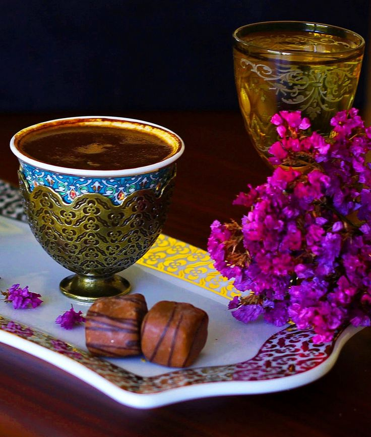 Turkish coffee ❤️☕️ / photo by Nagihan YİĞİT