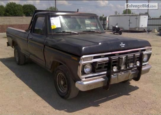 Curb Weight 1986 Ford F150