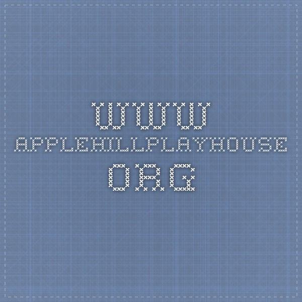 www.applehillplayhouse.org