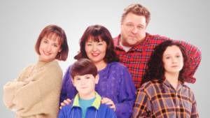 Roseanne Barr, John Goodman and Sara Gilbert Reunite for Roseanne Revival #NewMovies #gilbert #goodman #reunite #revival