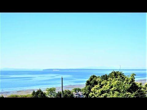 Video Tour: Beautiful Ocean View Home in Sunny White Rock  - Westport Properties Group