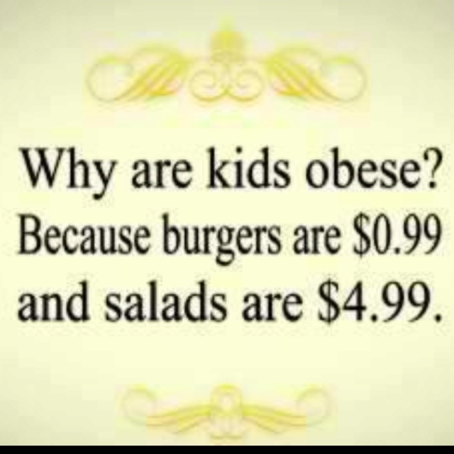 Image result for healthy eating too expensive