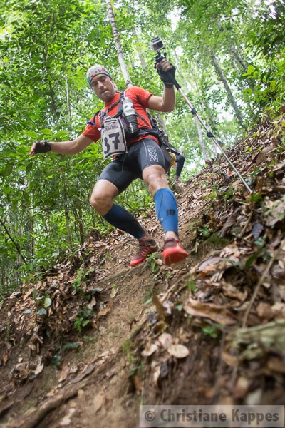 Who is taking part in Jungle marathon as part of their naseba TAG Heuer challenge???  Wait and see!