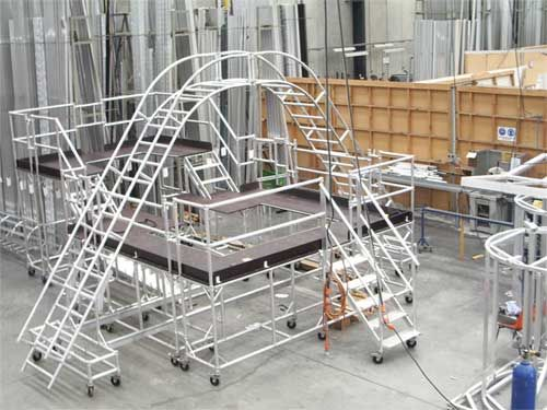 Synergy Aluminum Towers offers Aluminium Scaffolding for hire, Sale and purchase, buy Australian Scaffold at best prices in Sydney, Brisbane, Melbourne, Perth, Adelaide and across NSW.