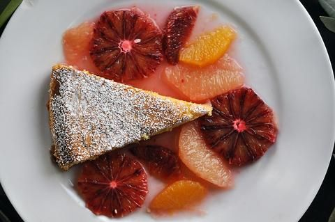 Frog Hollow Olive Oil Cake with Citrus Compote Recipe – Frog Hollow Farm | Organic Fruit Delivery, Fresh Fruit Club, Gourmet Food & Gourmet Food Gifts, Business Gifts