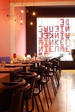 Restaurant De Nieuwe Winkel Nijmegen // moleculair feestje!