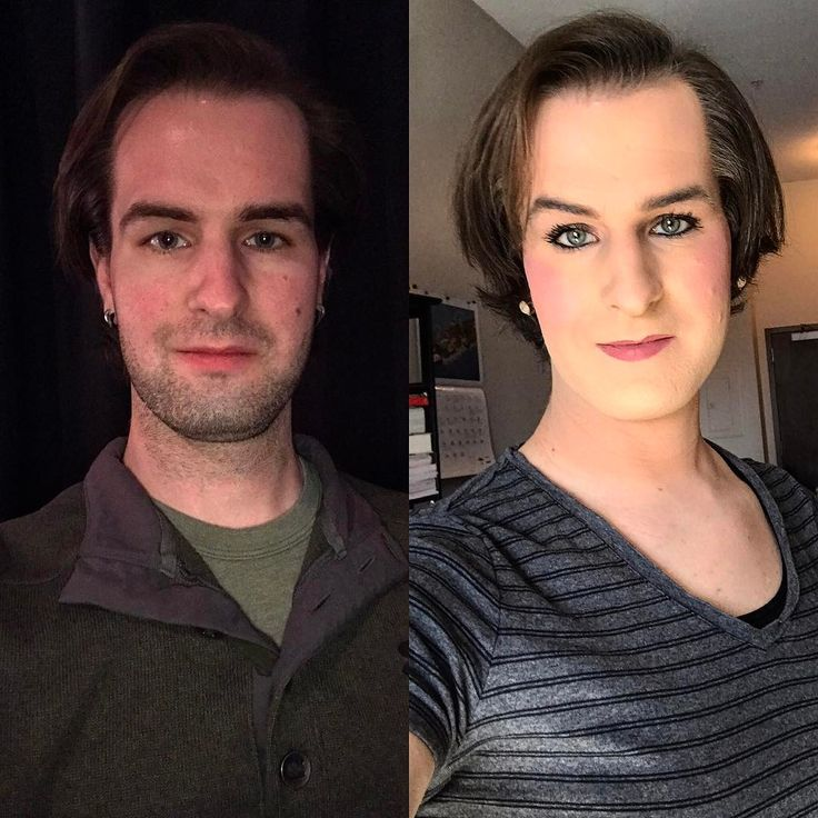 For Transgender Day of Visibility, I'm posting a transformation. I'm not very comfortable doing this, particularly because I'm not 100% full-time yet, and it's a source of much frustration. In any case, it's important because we need to be visible and so people can see that we're ordinary and just trying to live our lives. Stay strong everyone! #transgenderdayofvisibility #trans #transgender #transwoman #transgirl #transpride #mtf #mtftransgender #transisbeautiful #girlslikeus…