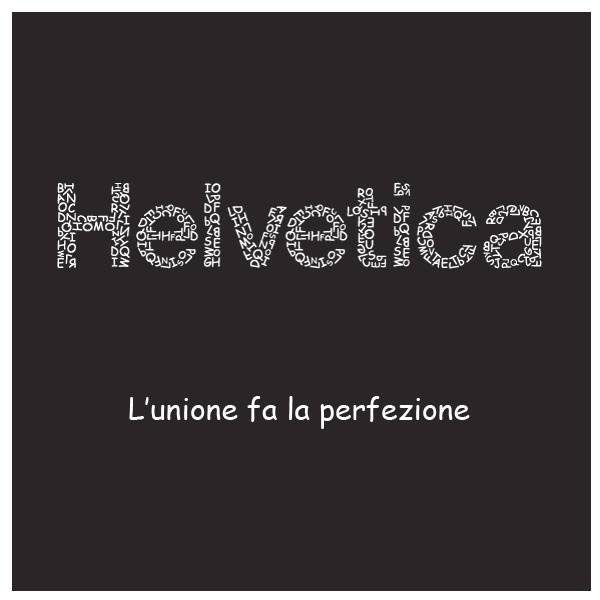 "Simone Marenda ""Comic Sans is Beautiful"" project by Massoneria Creativa, on Behance"