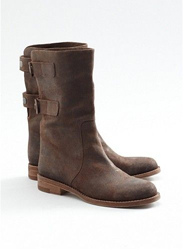Snap 2 Boot in Italian Oiled Leather