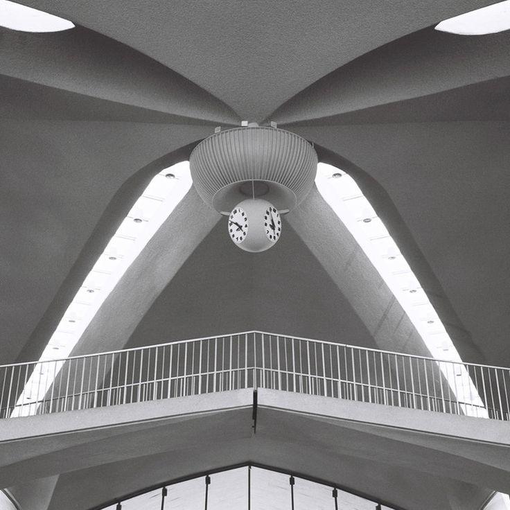 AD Classics: TWA Flight Center / Eero Saarinen, © Cameron Blaylock