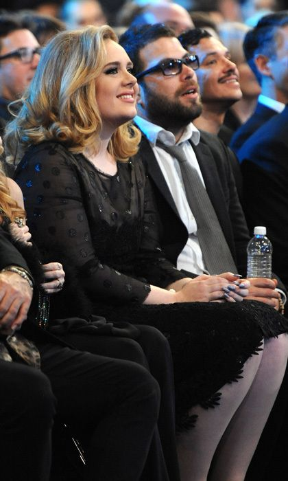 "Adele and Simon Konecki  After calling Simon her husband at the GRAMMY Awards in February 2017, Adele finally confirmed that she was indeed a married woman during a concert in Australia on March 5.   While discussing the early days of falling in love, the British singer told the audience, ""And I am addicted to that feeling. Obviously, I can't go through with those feelings because I'm married now. I've found my next person."""