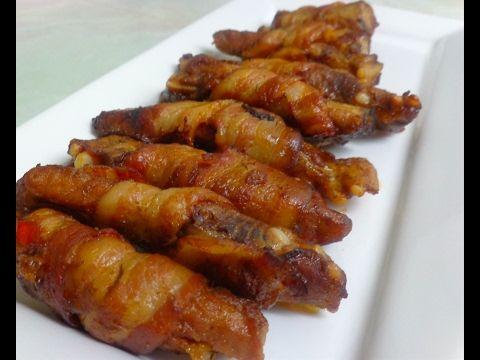NEW RECIPE: Homemade Jerk Ribs Cooked in Honey Roasted Bacon Blankets