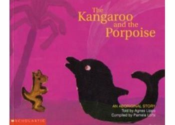 Aboriginal Story Kangaroo And the Porpoise: This story was told by Agnes Lippo from the Aboriginal community of Belyuen in the Northern Territory, where people from the Larrakia and Waigite language groups live.