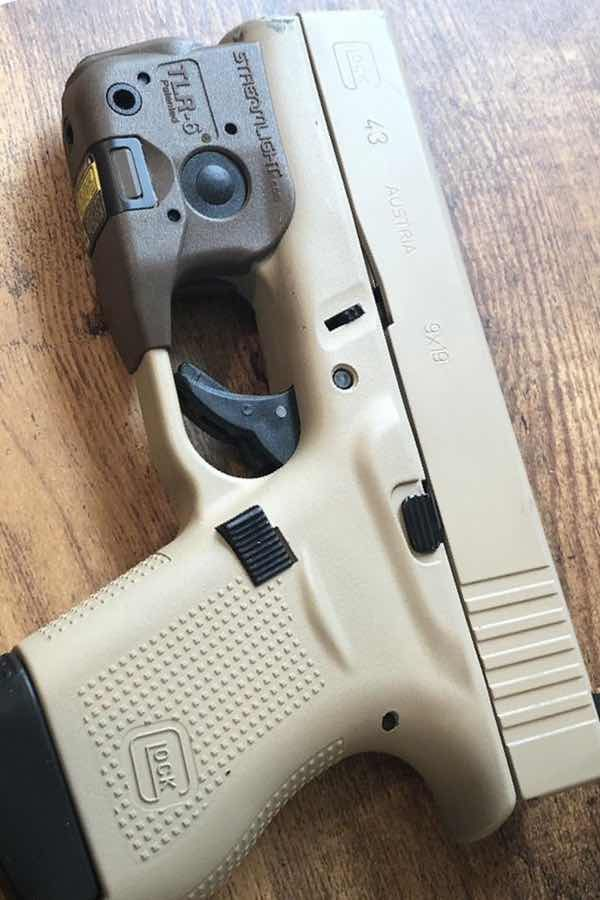 20 Modded Glock 43s For Your Next CCW | Weapons | Guns, Glock mods
