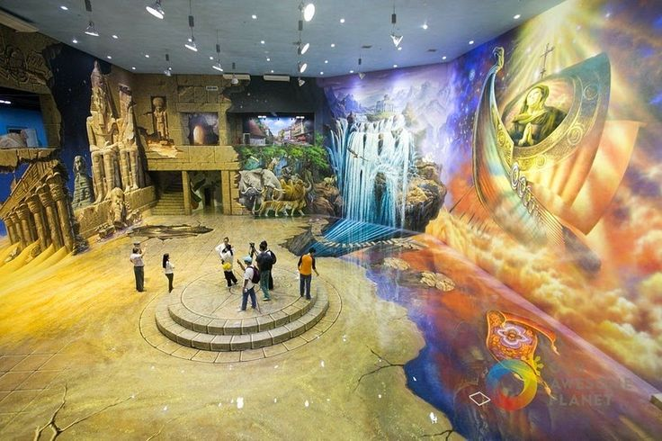 Art In Island | 3D Art Museum in the Philippines