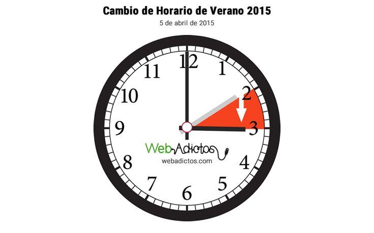 Horario de verano 2015 en México ¿Cuándo inicia? ¿En qué estados aplica?