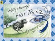 Hairy Maclarys Hat Tricks (Hairy Maclary and Friends): Lynley Dodd: 9780141501796: Amazon.com: Books  {a fun read}