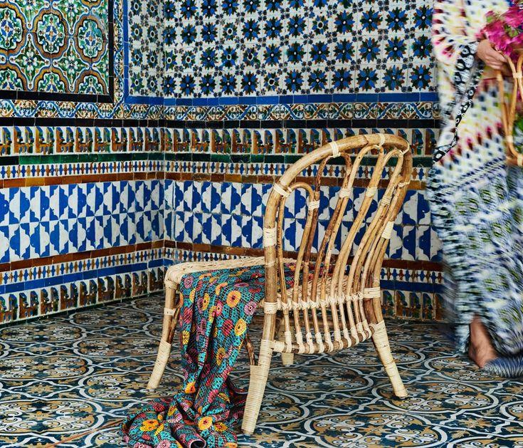 Im März Kommt Die Neue, Limitierte Ikea Kollektion Jassa: Möbel Und  Wohnaccessoires Aus Indonesien, Die Dank Natürlicher Materialien Rattan, ...