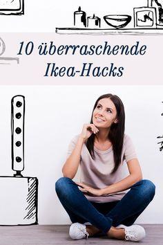 Verpassen Sie Ihren Ikea-Möbeln ein cooles Make-over – mit diesen Hacks!