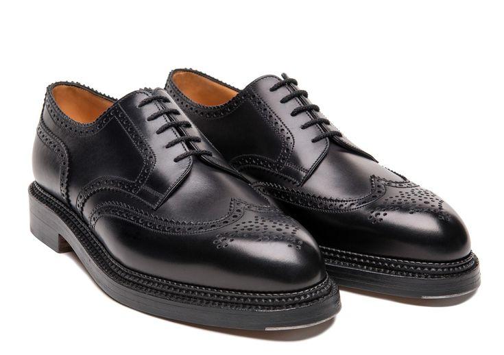Weston - Chaussure Homme Cuir - Derby Marron 590