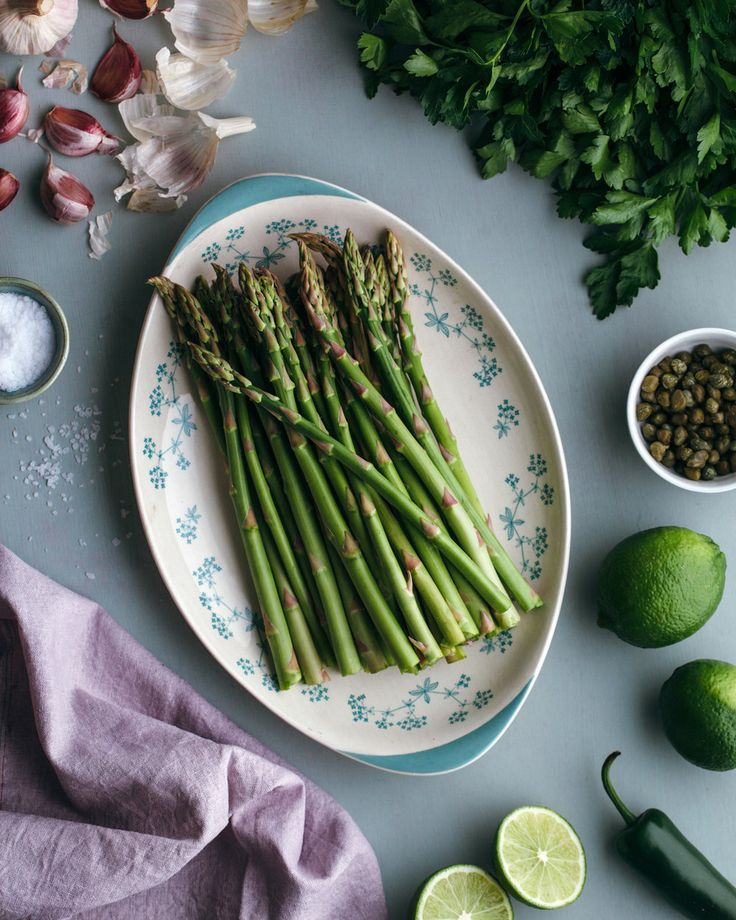 Ingredients for Asparagus Pizza with Caper Salsa and Goat Cheese.jpg
