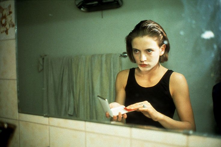 Nan Goldin, Amanda in the Mirror (1992)