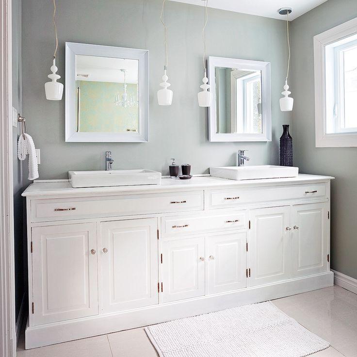 Les Meilleures Idées De La Catégorie Salle De Bain Avant Après - Renover meuble salle de bain