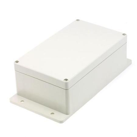 200mm x 121mm x 75mm Waterproof Plastic Enclosure Case DIY Junction Box